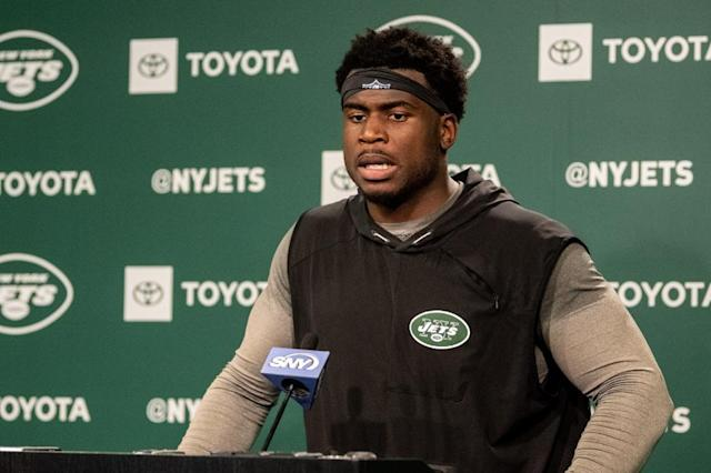 Quincy Enunwa Latest Player Upset Over Jets' Handling Of An Injury