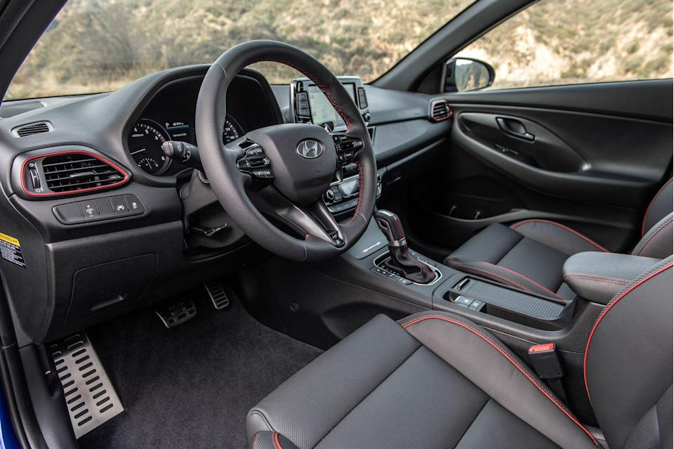 <p>We've always thought that the Elantra GT Sport was not quite there when it came to going against our favorite sport compacts such as the Honda Civic Si and the Volkswagen Golf GTI, so if these improvements get it even closer, that's a win in our book.</p>
