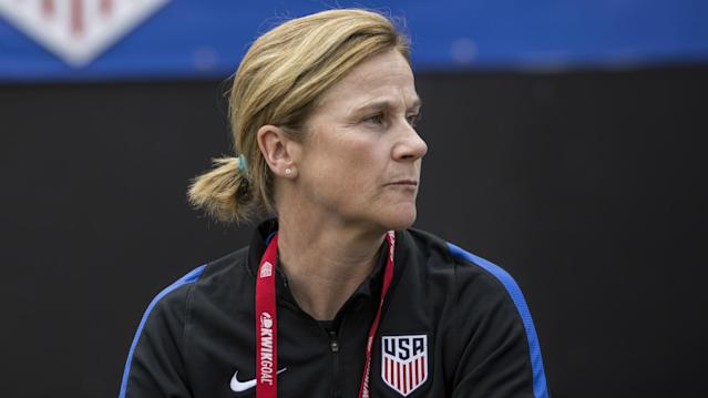 Andi Sullivan and Savannah McCaskill are among the prospects to make the final 23-player squad for matches against Germany, France and England