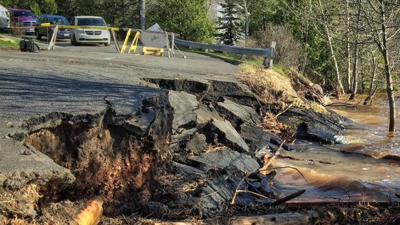 Federal flood-relief support wraps up in New Brunswick
