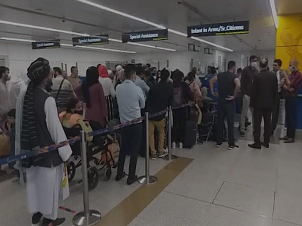 106 Afghan nationals left from Delhi to Kabul via Iran for the first time after Taliban takeover