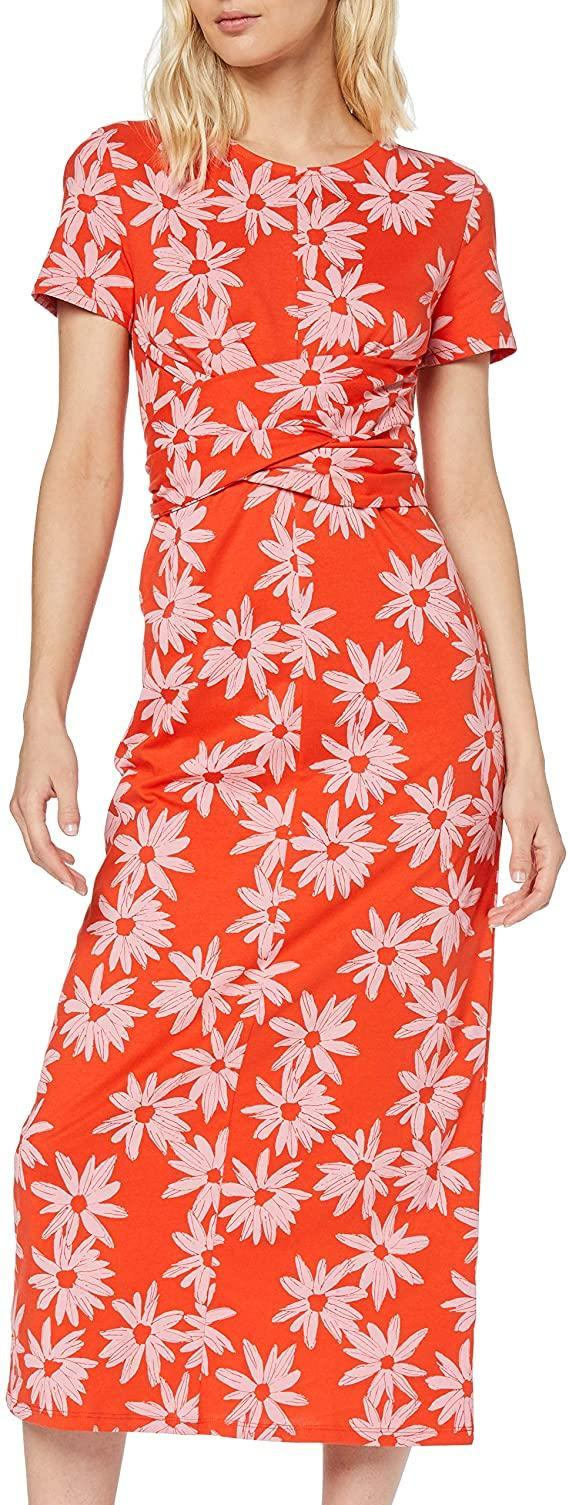 "<br><br><strong>find.</strong> Tie Waist Cotton Dress, $, available at <a href=""https://amzn.to/2B6M1oz"" rel=""nofollow noopener"" target=""_blank"" data-ylk=""slk:Amazon"" class=""link rapid-noclick-resp"">Amazon</a>"