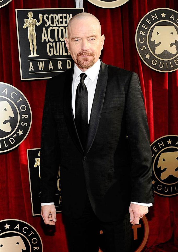 """March 7: Bryan Cranston turns 55 Kevork Djansezian/<a href=""""http://www.gettyimages.com/"""" target=""""new"""">GettyImages.com</a> - January 30, 2011"""