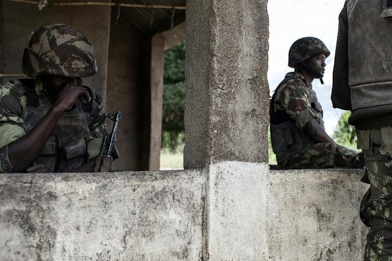 Mozambique is still recovering from its bloody 1976-1992 civil war