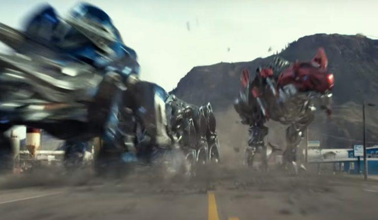 The new Zords look great - Credit: Lionsgate