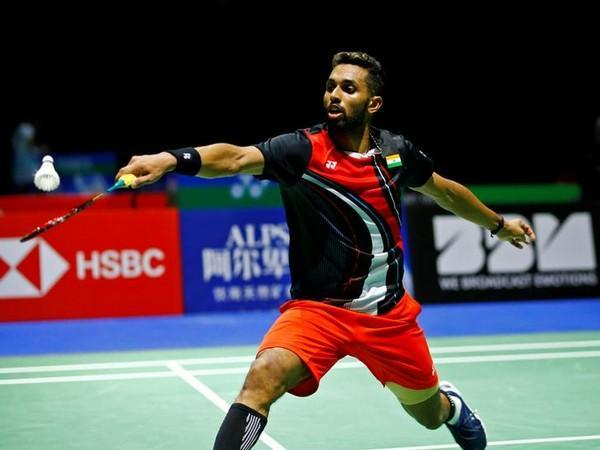 HS Prannoy (File photo)