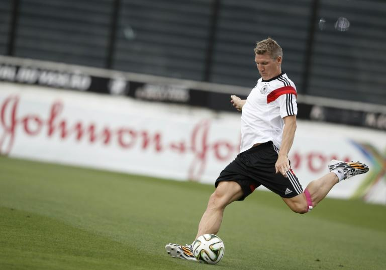Bastian Schweinsteiger was a key member of Germany's 2014 World Cup-winning team
