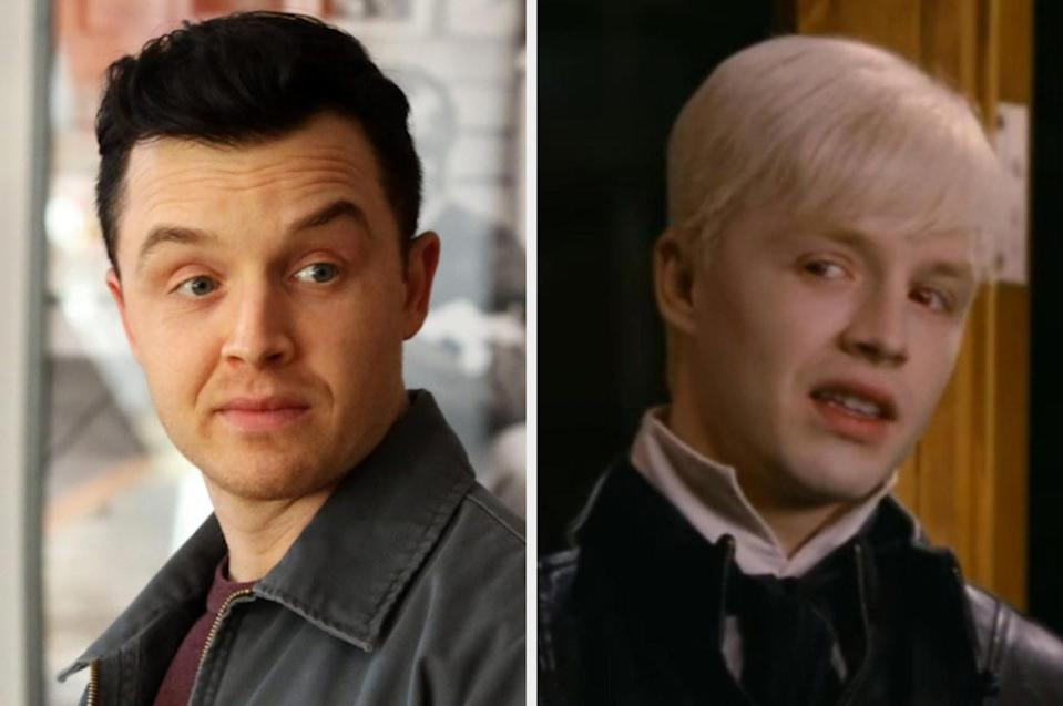 Both played by: Noel Fisher