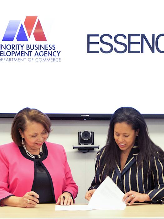 page about minority business development agency
