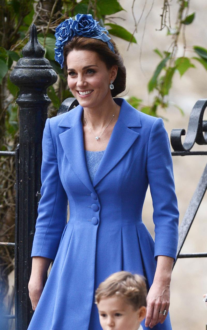 Inside Kate Middleton's Clever Wardrobe Trick to Never Upstage the Bride as a Wedding Guest