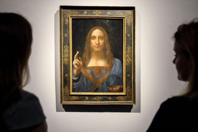 Louvre Abu Dhabi marks two years, without da Vinci