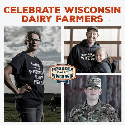 New consumer insights show American consumers appreciate and better understand the role farmers and agriculture play in ensuring community wellbeing. Wisconsin dairy farmers are committed to feeding the world by producing real, nutritious milk and other wholesome dairy products.