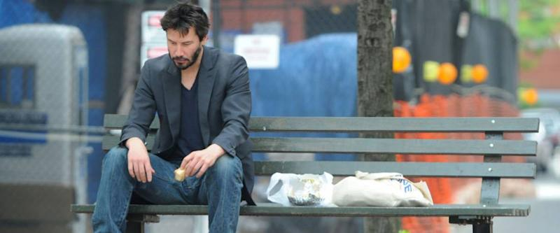 keanu reeves sad meme