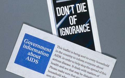 The leaflets that dropped on the doormats of every household in the UK - Credit: Science and Society Picture Library