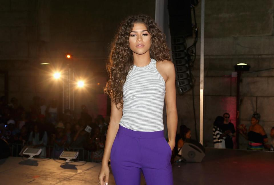"""<p><span>Disney star turned Hollywood breakout Zendaya spends a lot of time in the spotlight. So when the 21-year-old needs to calm herself down, she goes back to her childhood roots. """"</span><span>I literally have a coloring station at my house,"""" Zendaya </span><a rel=""""nofollow noopener"""" href=""""https://twitter.com/Zendaya/status/961840005130809344?ref_src=twsrc%5Etfw&ref_url=https%3A%2F%2Fmashable.com%2F2018%2F02%2F09%2Fzendaya-stress-coloring-station%2F"""" target=""""_blank"""" data-ylk=""""slk:tweeted"""" class=""""link rapid-noclick-resp""""><span>tweeted</span></a><span>. """"In my house we all find it quite therapeutic. It helps me with stress.""""</span><br>(Photo: Getty Images) </p>"""