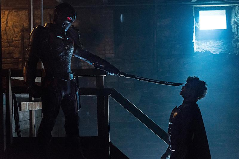 Titans recap: Dick's date with Deathstroke