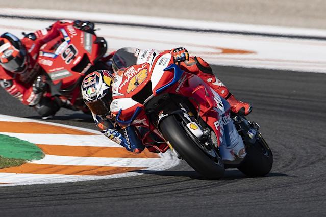 No Ducati discussions with Miller/Petrucci over swap