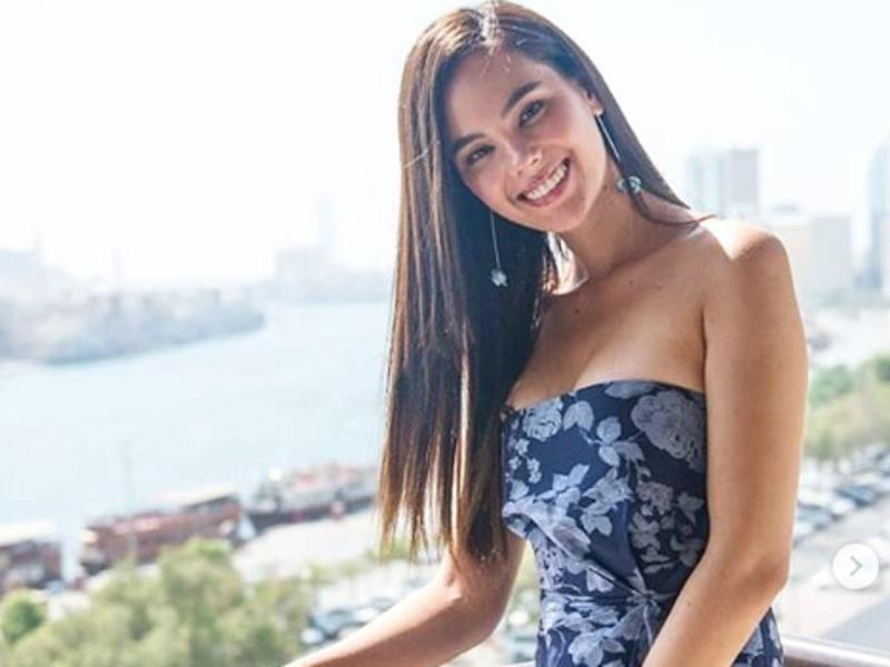 Catriona Gray is set to pursue a career in music and release a new book. (Source: The Hive Asia)