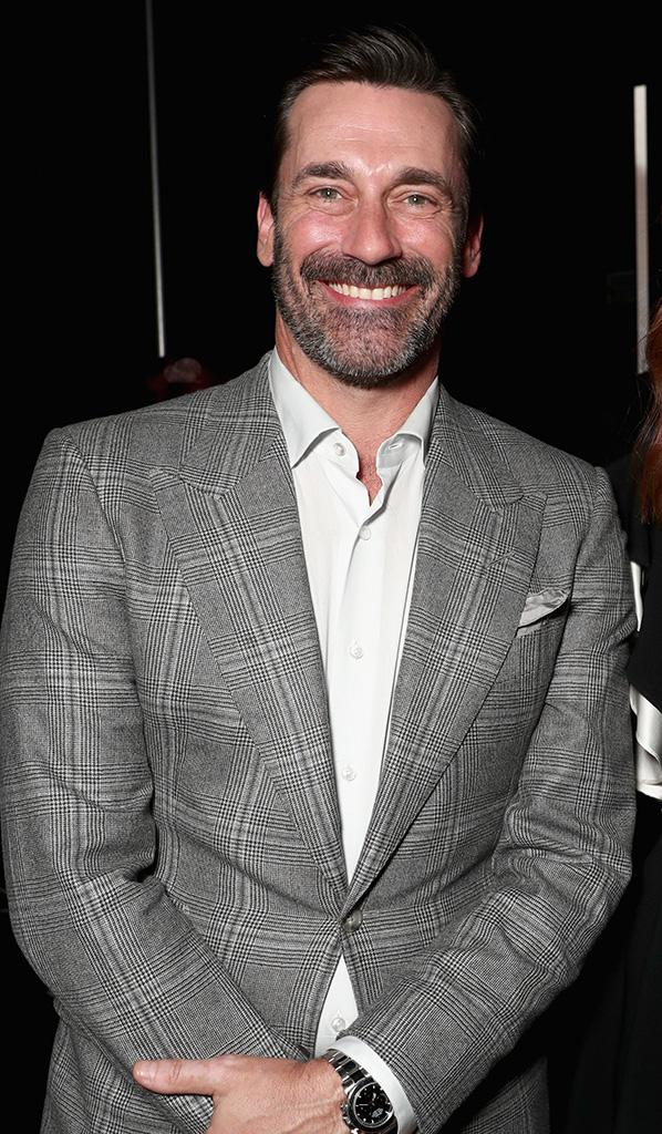 Jon Hamm doesn't love living single.