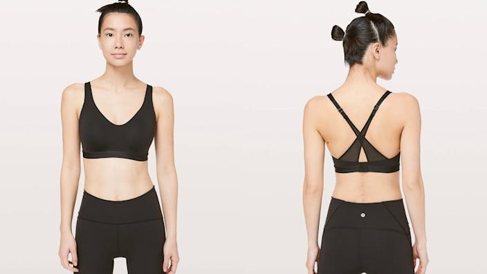 This may replace your actual bra.