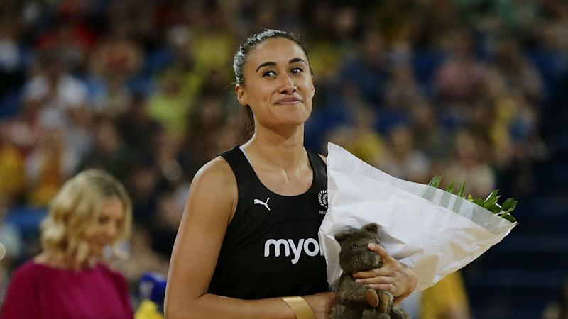 New Zealand's Maria Folau retires from netball