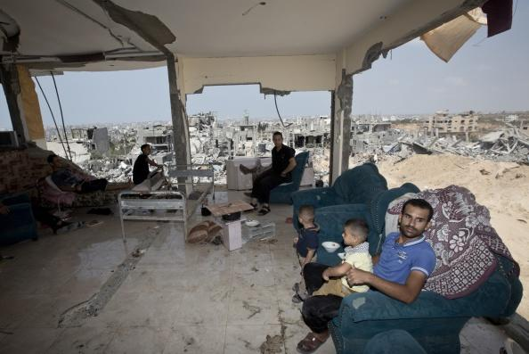 Gaza Crisis: ICC Chief Prosecutor Says Palestine Can File War Crime Charges Against Israel