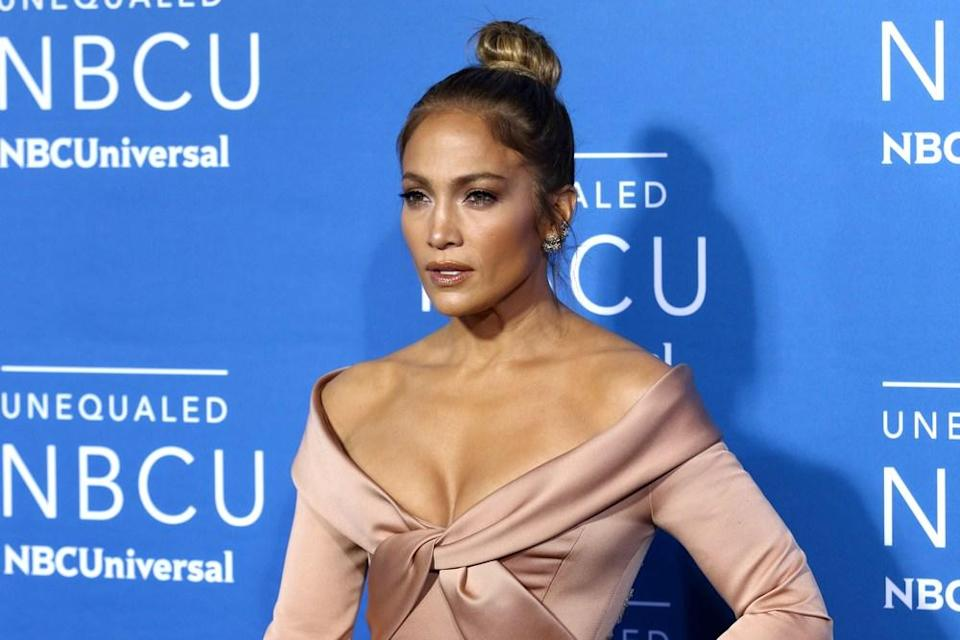 """Jenny from the Block"" has always been loud and proud about <a href=""https://www.goodmorningamerica.com/style/story/jennifer-lopez-celebrates-bronx-roots-receives-fashion-icon-63472705"" rel=""nofollow noopener"" target=""_blank"" data-ylk=""slk:her Bronx roots"" class=""link rapid-noclick-resp"">her Bronx roots</a>. No matter where her career as an actor, dancer, and singer has taken her, <strong>Jennifer Lopez </strong>continues to show her love for New York—whether it's by dating <a href=""https://www.nydailynews.com/snyde/ny-alex-rodriguez-jennifer-lopez-no-rush-married-20200301-tdfg6jzyrnh75pr632rzk4cilq-story.html"" rel=""nofollow noopener"" target=""_blank"" data-ylk=""slk:New York Yankees"" class=""link rapid-noclick-resp"">New York Yankees</a> star <strong>Alex Rodriguez </strong>or helping victims of Hurricane Sandy in her hometown. ""Just knowing how so many people were affected by it and when you really hear the stats of it … there's not enough you can do,"" she told <a href=""https://www.billboard.com/articles/columns/latin-notas/1481338/jennifer-lopez-on-holiday-charity-drive-and-jenni-rivera-its-a"" rel=""nofollow noopener"" target=""_blank"" data-ylk=""slk:Billboard"" class=""link rapid-noclick-resp""><em>Billboard</em></a> in 2012."