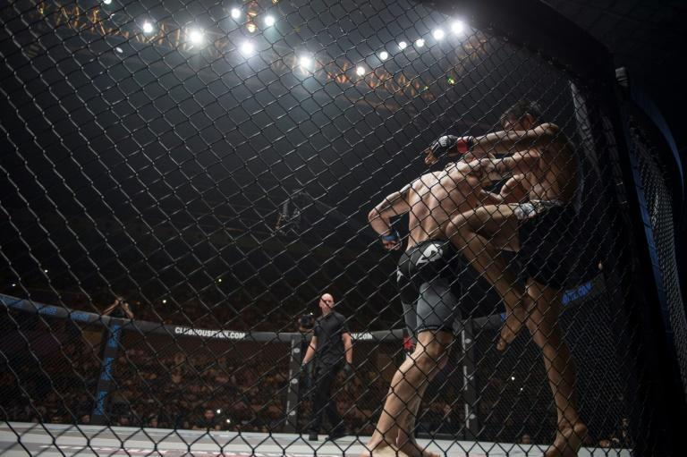 """Up to 250 fans will attend the mixed martial arts card """"One: Inside the Matrix"""" on Friday in Singapore"""