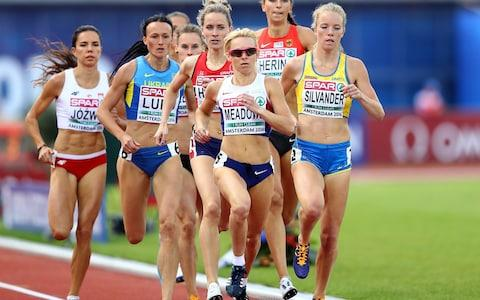 Run your own race - Credit: Dean Mouhtaropoulos/Getty Images Europe