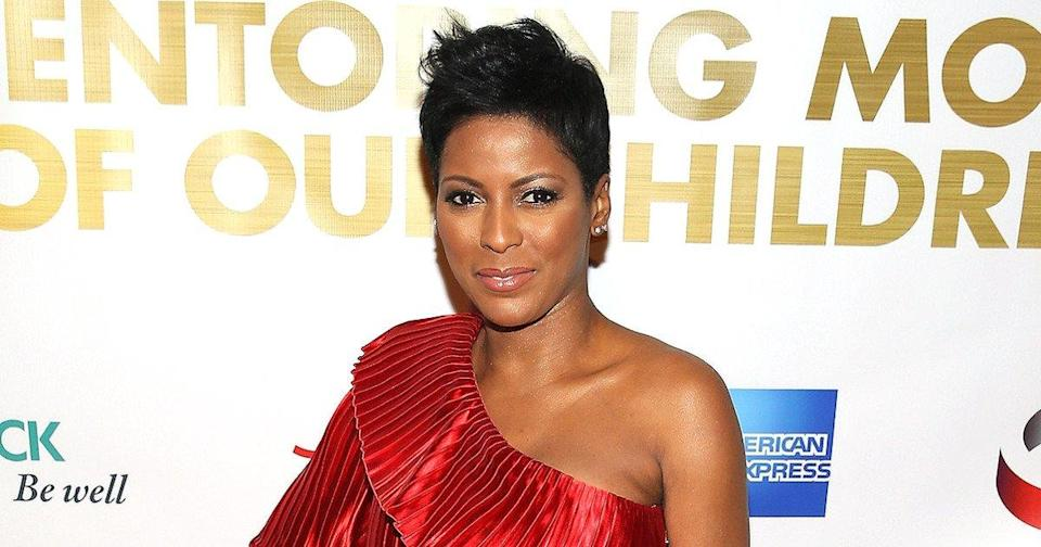 Tamron Hall Denies Dealing Cocaine After She Allegedly Confessed to 'Facilitating' Sale of Drug