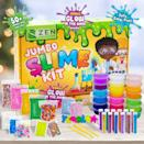 <p>They'll play with this <span>Kinetic Sand Slime Lab</span> ($10) for hours. It comes with 18 different slime choices, so they'll be able to create so many fun creations.</p>