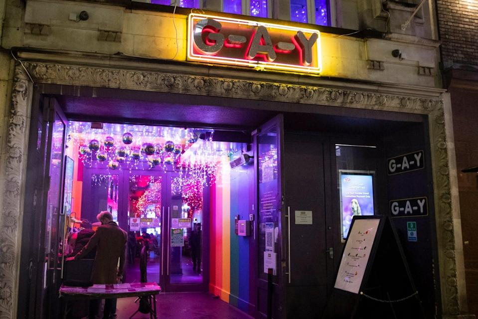 <p>The club is also serving food from other restaurants</p>PA