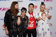 <p>At least one of the members of DNCE loves Adele as much as we do!</p>