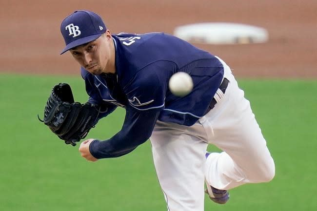 Bad break: Patient Yankees clobber Tampa Bay ace Blake Snell