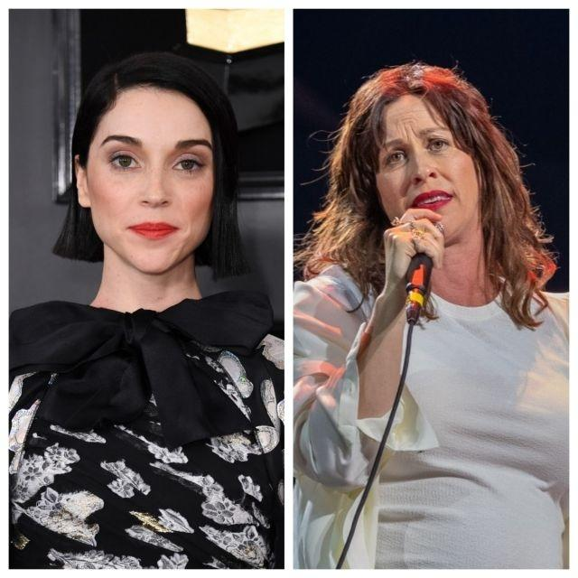 St. Vincent and Alanis Morissette to lend their voices to Audible's musical narratives