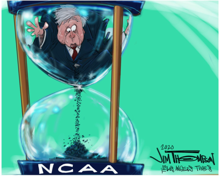 NCAA running out of time?