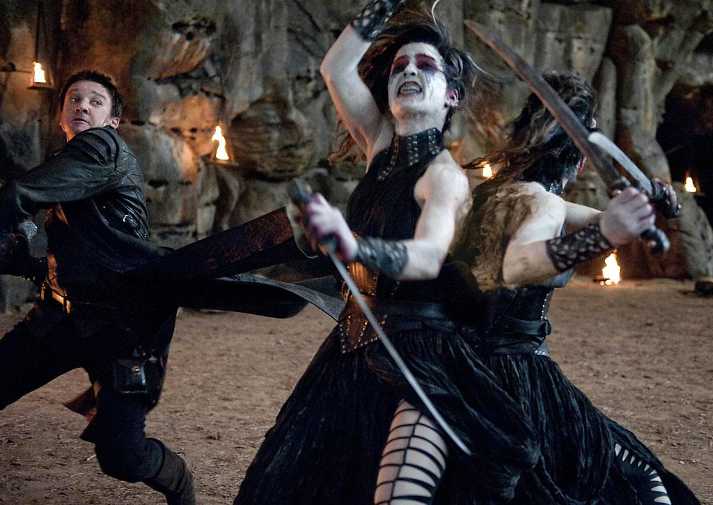 """Paramount Pictures' """"Hansel & Gretel: Witch Hunters"""" - 2013"""