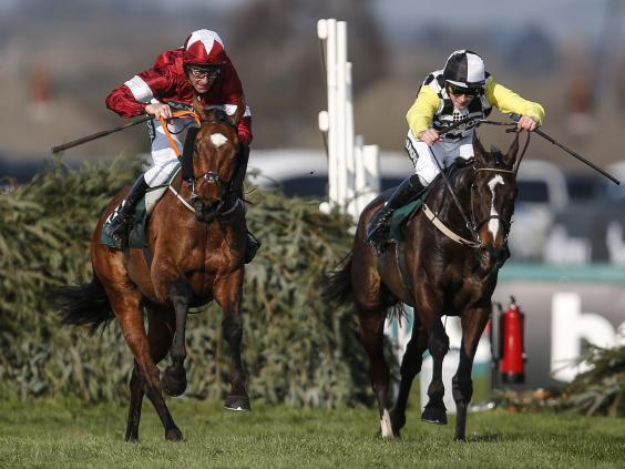 Tiger Roll held off Pleasant Company to take the win a year ago (Getty)