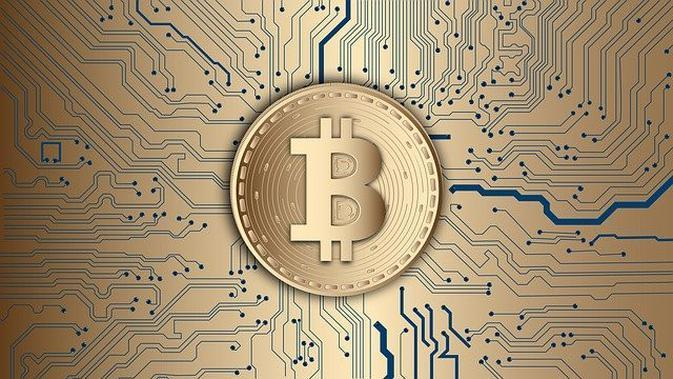 Bitcoin. - Image by VIN JD from Pixabay