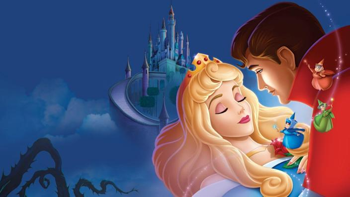 """<p>disneyplus.com</p><p><a href=""""https://go.redirectingat.com?id=74968X1596630&url=https%3A%2F%2Fwww.disneyplus.com%2Fmovies%2Fsleeping-beauty%2F1rc2EavpNV7U&sref=https%3A%2F%2Fwww.redbookmag.com%2Flife%2Fg34929170%2Fbest-disney-movie1%2F"""" rel=""""nofollow noopener"""" target=""""_blank"""" data-ylk=""""slk:WATCH NOW"""" class=""""link rapid-noclick-resp"""">WATCH NOW</a></p><p>A failure at the box office, <em>Sleeping Beaut</em>y only earned back $5 million of its $6 million budget when it was released in 1959. But the <a href=""""https://www.nytimes.com/1979/09/17/archives/disneys-sleeping-beauty-is-awakening-again-idea-surfaced-a-year-ago.html"""" rel=""""nofollow noopener"""" target=""""_blank"""" data-ylk=""""slk:issues critics found back then"""" class=""""link rapid-noclick-resp"""">issues critics found back then</a>—its linear animation style was too modern and its villain Maleficent was too scary—are what make it one of the best Disney movies of all time. The romance may be a bit dated now, but the fairy godmothers Flora, Fauna and Merryweather are just as delightful as always, whether they're baking haphazard cakes or fighting over the color of the dress for Princess Aurora's 16th birthday.</p>"""