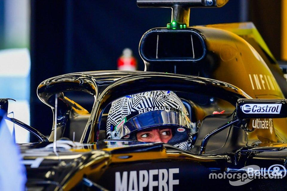 "Fernando Alonso, Renault F1 Team R.S.18<span class=""copyright"">Renault Sport</span>"