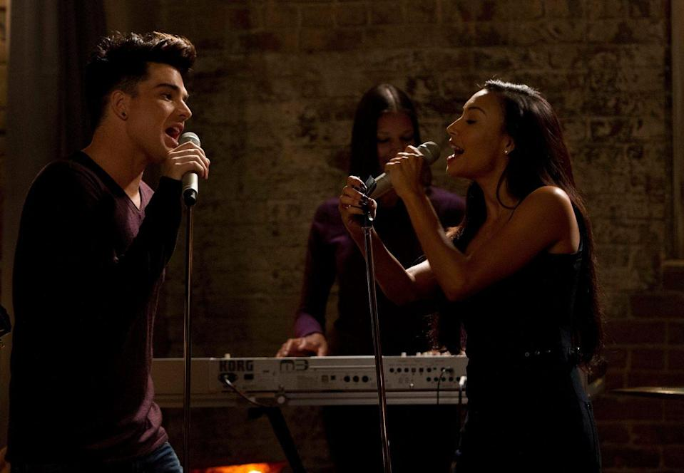 "<p>When some of the <em>Glee</em> cast moves to New York in season five, they meet Elliot ""Starchild"" Gilbert, played by Adam Lambert. The <em>American Idol</em> runner-up quickly gets entangled in the group's antics, including joining Kurt's band and offering a place for Rachel to stay when she's feuding with her then-roommate Santana.</p><p>""I had such a blast filming the show, and loved getting back into acting and working with such great people,"" he told <em><a href=""https://www.hollywoodreporter.com/live-feed/adam-lambert-glee-role-654129"" rel=""nofollow noopener"" target=""_blank"" data-ylk=""slk:The Hollywood Reporter"" class=""link rapid-noclick-resp"">The Hollywood Reporter</a></em>. ""I'm so excited for everyone to see it!""</p>"