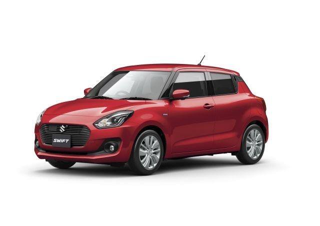 Suzuki Reveals New Swift Ahead Of Geneva Debut [40 Images]