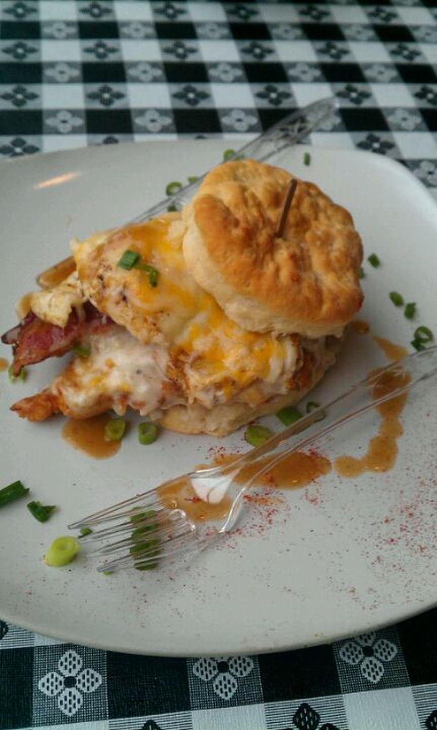 """<p><a href=""""https://www.tripadvisor.com/Restaurant_Review-g59335-d3200806-Reviews-The_Dirty_Bird-Morgantown_West_Virginia.html"""" rel=""""nofollow noopener"""" target=""""_blank"""" data-ylk=""""slk:Dirty Bird"""" class=""""link rapid-noclick-resp"""">Dirty Bird</a>, Morgantown</p><p>Best chicken in town ... I recommend the dirty bird sandwich!!!<span class=""""redactor-invisible-space""""> - Foursquare user <a href=""""https://foursquare.com/user/14077842"""" rel=""""nofollow noopener"""" target=""""_blank"""" data-ylk=""""slk:Kevin Wanders"""" class=""""link rapid-noclick-resp"""">Kevin Wanders</a></span><br></p>"""