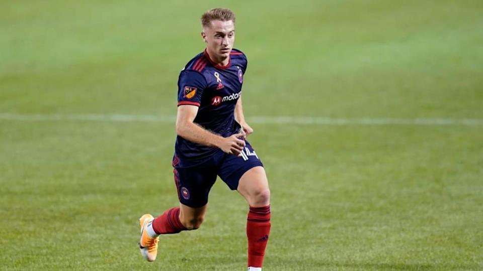 New England Revolution v Chicago Fire | Robin Alam/ISI Photos/Getty Images