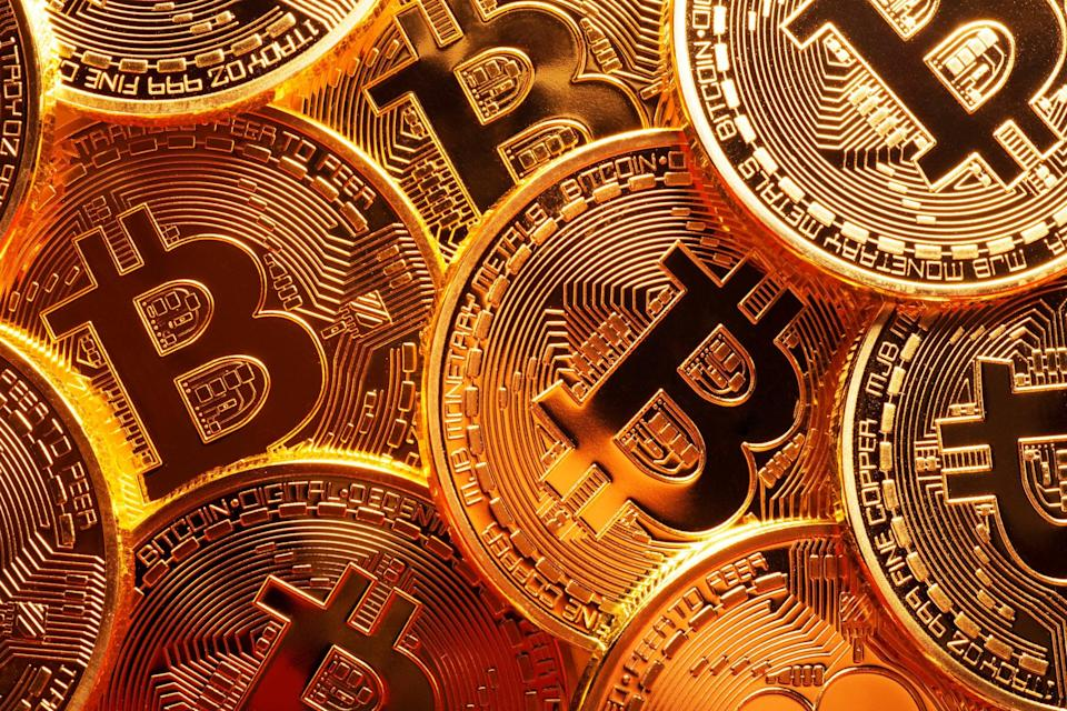 <p>Bitcoin mining actually uses less energy than traditional banking, new report claims</p> (Getty/iStock)