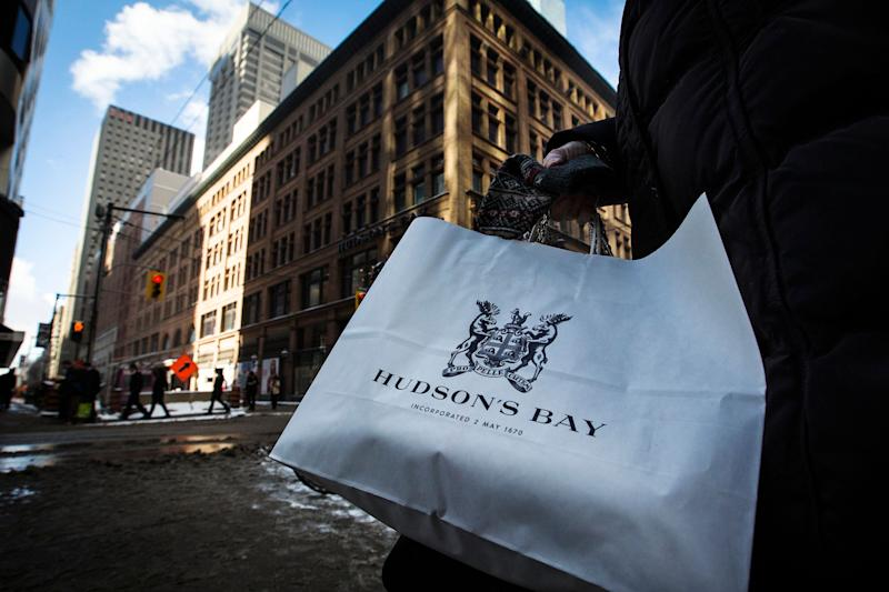 Hudson's Bay Co soars as chairman leads bid to take retailer private