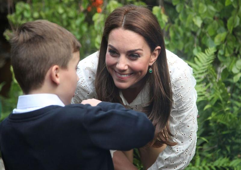 The Duchess of Cambridge has opened up about the importance of the early years in child development [Photo: Getty]