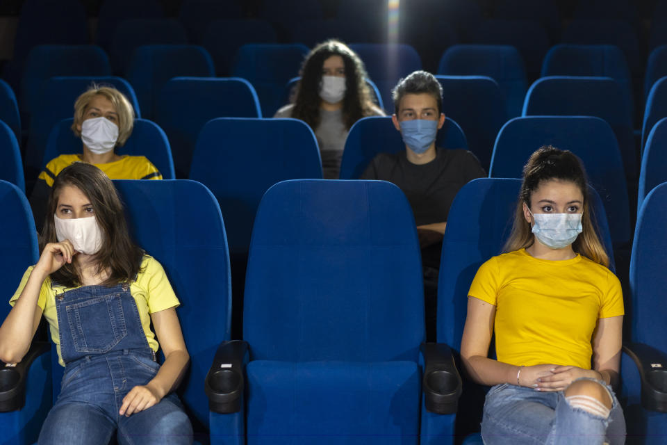 Vaccini, Ilaria Capua ha un'idea: rivoluzione per cinema e teatri (Getty Images)