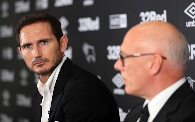 Frank Lampard's first competitive game as Derby manager will kick-off the Championship campaign. Former England midfielder Lampard, who took over as boss of the Rams three weeks ago, takes his team to Reading on Friday, August 3. Derby also figured in the opening game of the 2017-18 campaign, drawing 1-1 at Sunderland. They went on to finish sixth but lost out to promoted Fulham in the play-offs, with Gary Rowett since leaving to join Stoke following their relegation from the Premier League. The opening round of Championship matches, revealed by the EFL on Thursday morning, will be spread over four days. There is an intriguing contest at Elland Road on Sunday, August 5, with Leeds hosting Stoke in what will represent the first competitive match with their new clubs for respective managers Marcelo Bielsa and Rowett. Marcelo Bielsa is the new Leeds coach Credit: afp Steve Bruce takes his Aston Villa side - beaten play-off finalists last month - to former club Hull on Monday, August 6, with the remaining nine Championship games taking place on the Saturday. Relegated West Brom, who confirmed Darren Moore as their permanent boss following an impressive stint as caretaker, open at home to Bolton while Graham Potter's Swansea - the other team bidding for an instant top flight return - have an evening game at Sheffield United. Of the promoted trio, League One champions Wigan start at home to Sheffield Wednesday, runners-up Blackburn are at Ipswich and play-off winners Rotherham go to Brentford. Elsewhere, Birmingham host Norwich, Middlesbrough are at Millwall, Bristol City face Nottingham Forest at Ashton Gate and Preston welcome QPR. There is deja vu among the final round of fixtures. Bolton ensured survival last month with a final-day home win over Nottingham Forest and the two teams meet again in their final game of next season, albeit at Forest. Lampard's Rams host West Brom in the most eye-catching May 5 fixture. Stoke finish at home to Sheffield United and Swansea are at Blackburn. WorldCup - newsletter promo - end of article In League One, Joey Barton starts his management career at Fleetwood with a home match against AFC Wimbledon. Sunderland, playing in the third tier of English football for only the second time after finishing bottom of last season's Championship, open with a home match against Charlton at 1230 on August 4. There are home games too for the other relegated sides, with Barnsley hosting Oxford and Burton taking on Rochdale. League Two champions Accrington open at home to Gillingham, Wycombe face Blackpool and play-off winners Coventry tackle Scunthorpe, with the other team to move up - Luton - away to Portsmouth. Beaten play-off finalists Shrewsbury - now under the leadership of John Askey - start at home to Bradford, Peterborough face Bristol Rovers, Southend host Doncaster and Plymouth go to Walsall. Macclesfield and Tranmere, back in the EFL after promotion last season, both start their League Two campaigns away from home. test - do not delete National League champions Macclesfield, with Mark Yates now at the helm following Askey's departure, open at Swindon. Tranmere - Wembley conquerors of Boreham Wood - begin at Stevenage. Bury, Northampton and Oldham all start with home games as they bid for an instant return to League One, with Yeovil, Lincoln and MK Dons - the other relegated team - the respective opponents. Carlisle have a near 700-mile round trip to beaten play-off finalists Exeter on the opening day, Notts County host Colchester and Mansfield are at home to Newport. Grimsby begin at home to Forest Green, Cheltenham host Crawley, Cambridge travel to Port Vale and Morecambe are at Crewe.